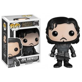 Funko Castle Black Jon Snow