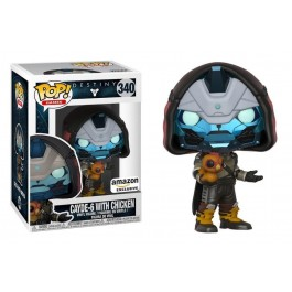 Funko Cayde-6 with Chicken