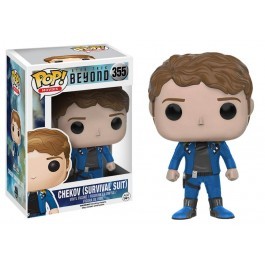 Funko Chekov Survival Suit