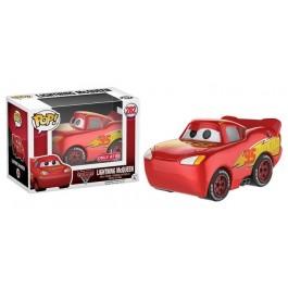 Funko Chrome Lightning McQueen