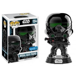 Funko Chrome Metallic Imperial Death Trooper