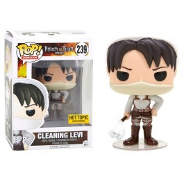 Funko Cleaning Levi
