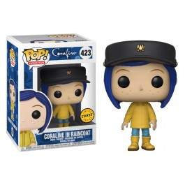 Funko Coraline in Raincoat Chase