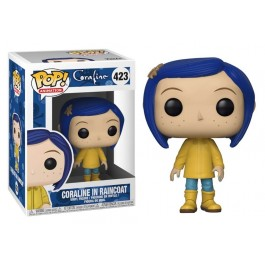 Funko Coraline in Raincoat
