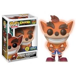 Funko Crash Bandicoot GITD