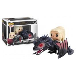 Funko Daenerys & Drogon