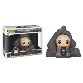 Funko Daenerys Targaryen at Dragonstone Throne