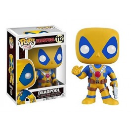 Funko Deadpool Yellow Exclusive