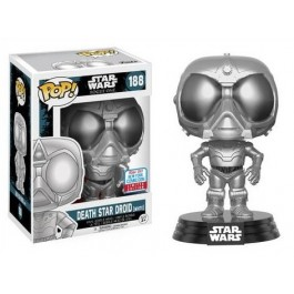 Funko Death Star Droid White