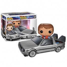 Funko Delorean - Time Machine