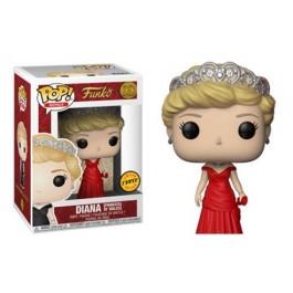 Funko Diana Princess of Wales Chase