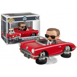 Funko Director Coulson with Lola