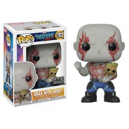 Funko Drax with Groot