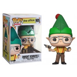 Funko Dwight Schrute as Elf
