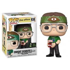 Funko Dwight Schrute as Recyclops