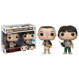 Funko Eleven with Eggos & Mike