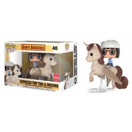 Funko Espresso Trip Tina & Unicorn