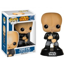 "Funko Figrin D""An Exclusive"