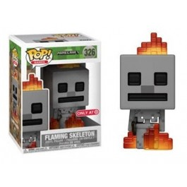 Funko Flaming Skeleton