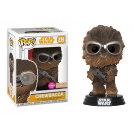 Funko Flocked Chewbacca 239