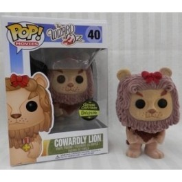 Funko Flocked Cowardly Lion