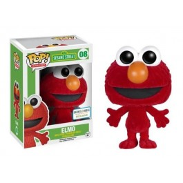 Funko Flocked Elmo Exclusive