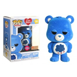 Funko Flocked Grumpy Bear