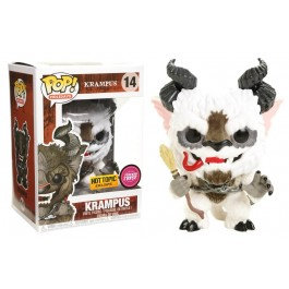 Funko Flocked Krampus Chase