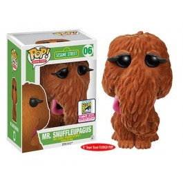 Funko Flocked Mr. Snuffleupagus