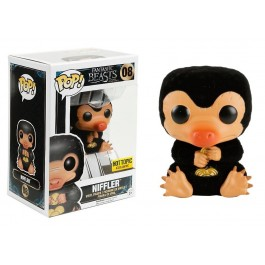 Funko Flocked Niffler Exclusive