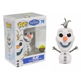 Funko Flocked Olaf