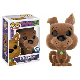 Funko Flocked Scooby-Doo