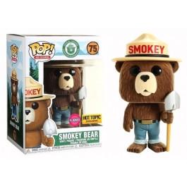 Funko Flocked Smokey Bear