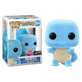 Funko Flocked Squirtle