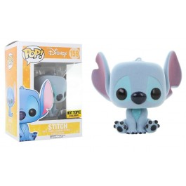 Funko Flocked Stitch Exclusive