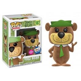 Funko Flocked Yogi Bear