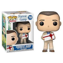 Funko Forrest Gump with Chocolates