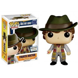 Funko Fourth Doctor Exclusive