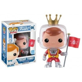 Funko Freddy Funko Astronaut with Flag