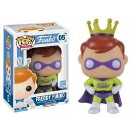 Funko Freddy Funko Superhero