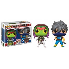 Funko Gamora vs Strider Player 2