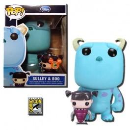 Funko Giant Sulley & Metallic Boo