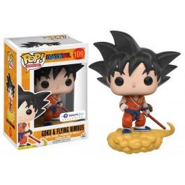 Funko Goku & Flying Nimbus Orange