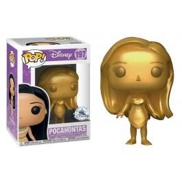 Funko Pocahontas Gold