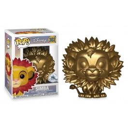 Funko Simba Leaf Mane Gold