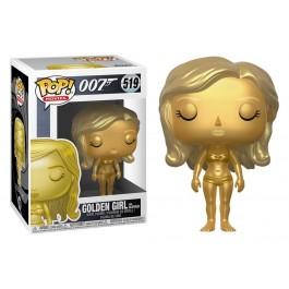 Funko Golden Girl from Goldfinger