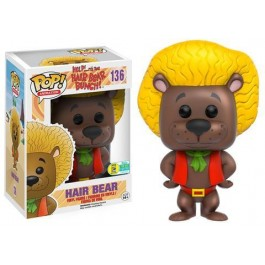 Funko Hair Bear Brown