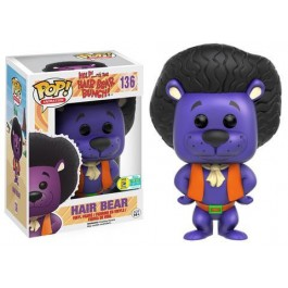 Funko Hair Bear Purple