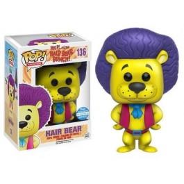 Funko Hair Bear Brown Yellow