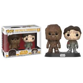 Funko Han Solo & Chewbacca